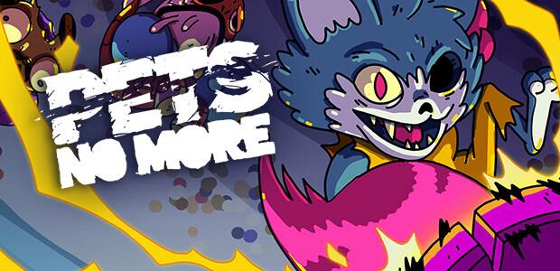 Pets No More - Cover / Packshot