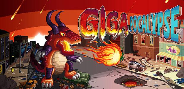 Gigapocalypse - Cover / Packshot