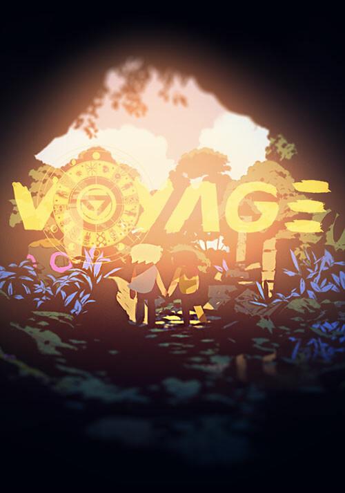 Voyage - Cover / Packshot