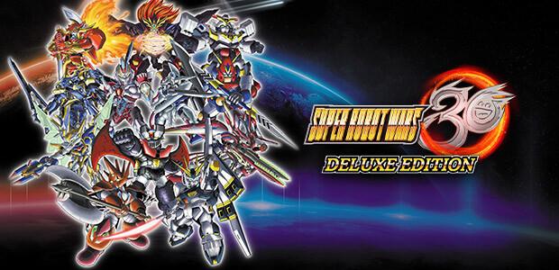 Super Robot Wars 30 - Deluxe Edition