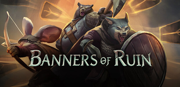 Banners of Ruin - Cover / Packshot