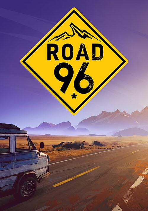 Road 96 - Cover / Packshot