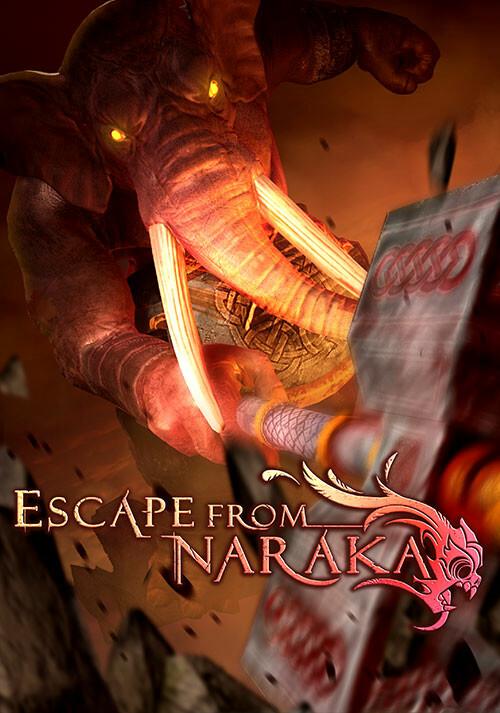 Escape from Naraka - Cover / Packshot