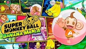 Super Monkey Ball Banana Mania