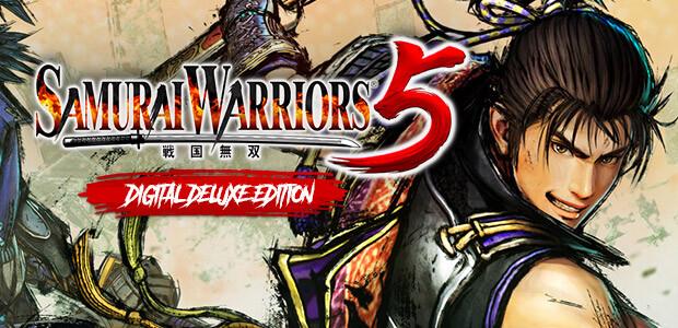 Samurai Warriors 5 Digital Deluxe Edition - Cover / Packshot