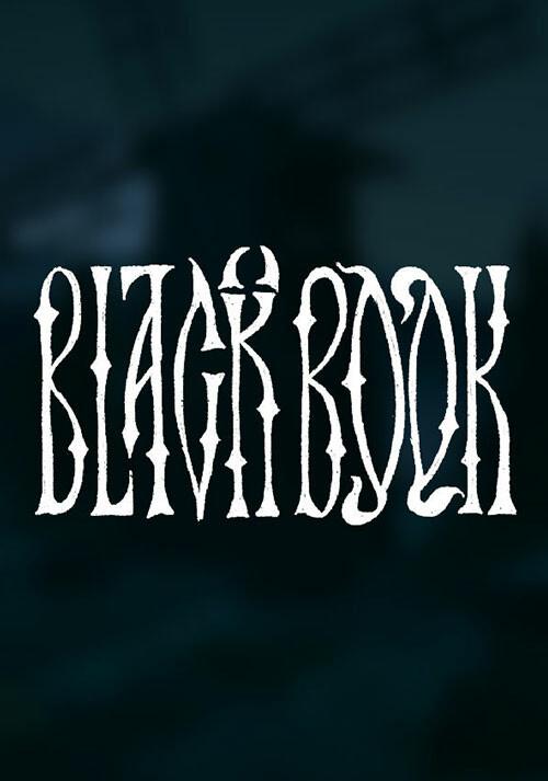 Black Book - Cover / Packshot