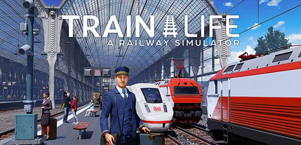 Train Life: A Railway Simulator - Cover / Packshot