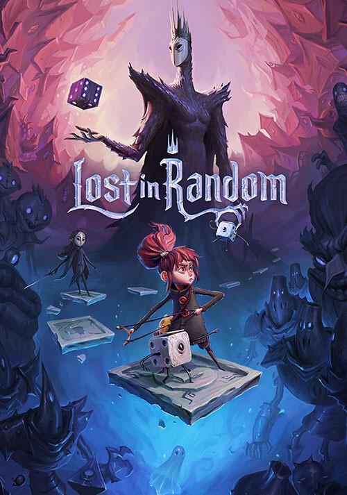 Lost in Random - Cover / Packshot