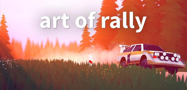 art of rally - Cover / Packshot