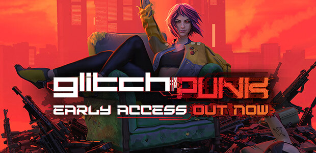 Glitchpunk - Cover / Packshot