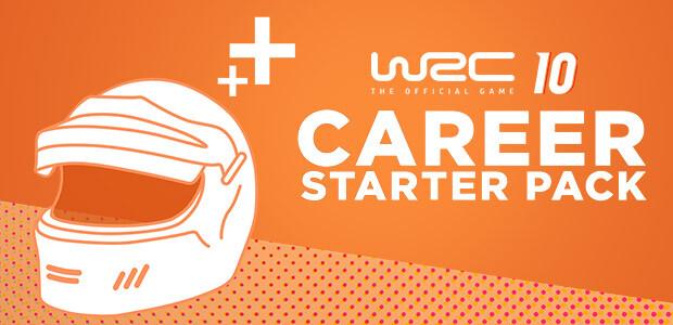 WRC 10 Career Starter Pack - Cover / Packshot