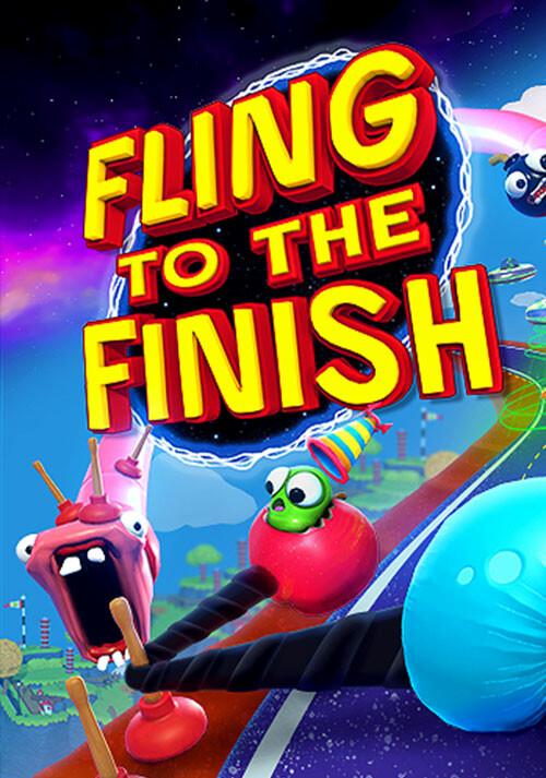 Fling to the Finish - Cover / Packshot