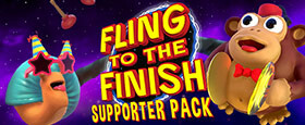 Fling to the Finish - Supporter Pack