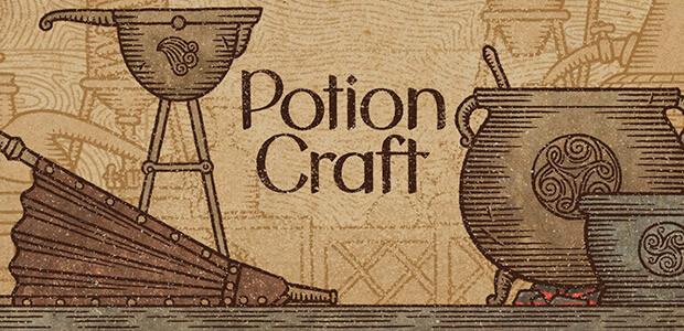 Potion Craft: Alchemist Simulator - Cover / Packshot