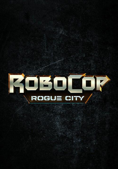 RoboCop: Rogue City - Cover / Packshot