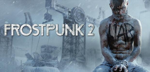 Frostpunk 2 - Cover / Packshot
