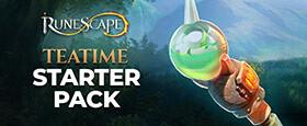 RuneScape Teestunde-Starter-Paket