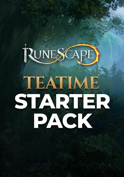 RuneScape Teatime Starter Pack - Cover / Packshot