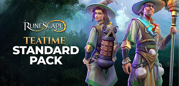 RuneScape Teatime Standard Pack - Cover / Packshot
