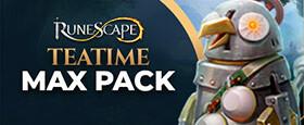 RuneScape Teestunde-Max-Paket