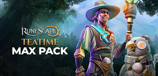 RuneScape Teatime Max Pack - Cover / Packshot