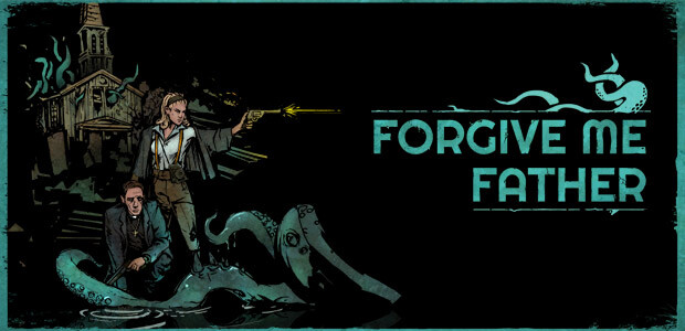 Forgive me Father - Cover / Packshot