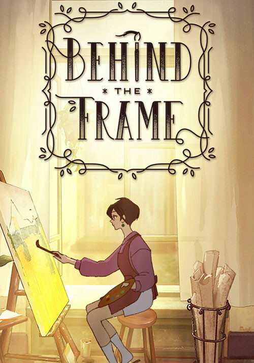 Behind the Frame: The Finest Scenery - Cover / Packshot
