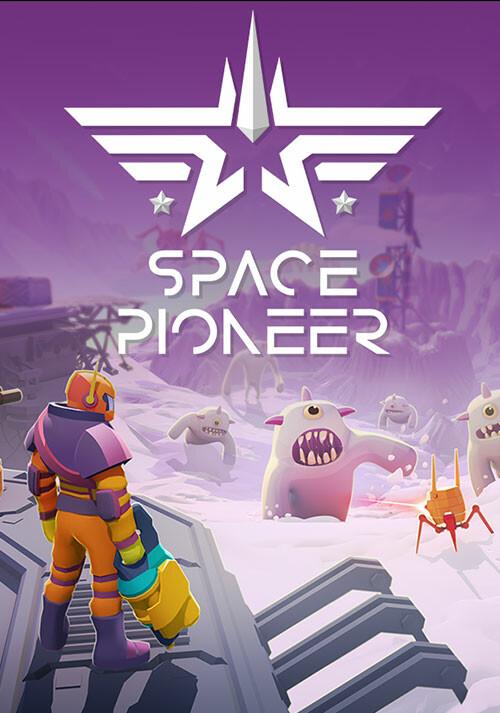 Space Pioneer - Cover / Packshot