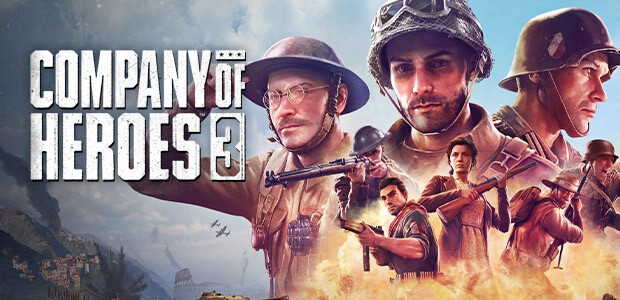 Company of Heroes 3 - Cover / Packshot