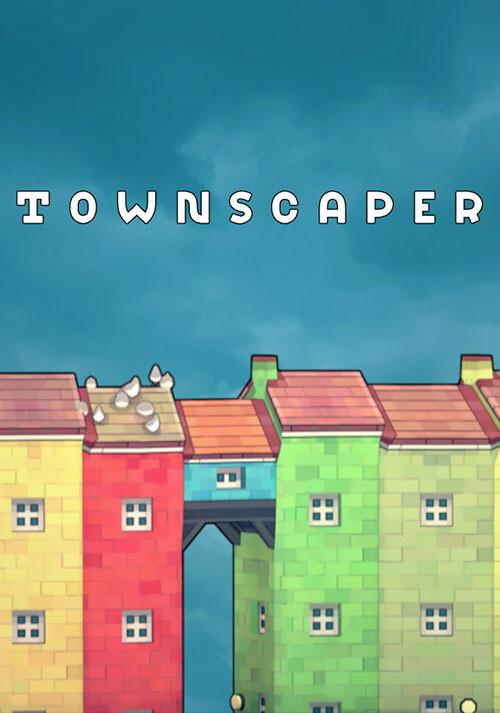 Townscaper - Cover / Packshot