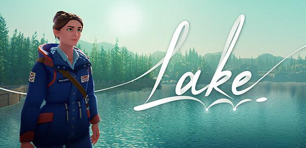 Lake - Cover / Packshot