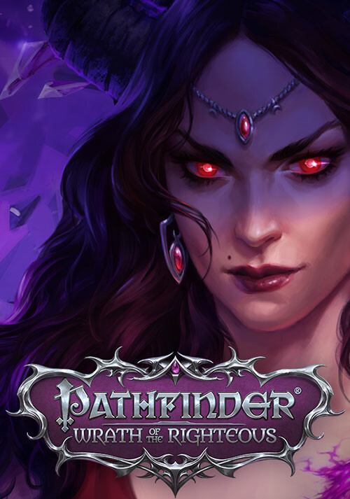 Pathfinder: Wrath of the Righteous - Cover / Packshot