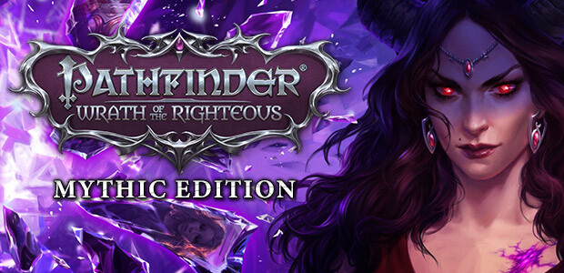 Pathfinder: Wrath of the Righteous - Mythic Edition - Cover / Packshot