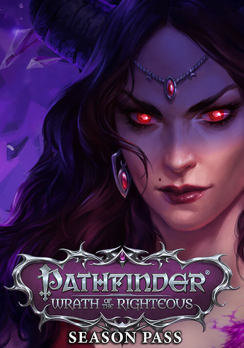 Pathfinder: Wrath of the Righteous - Season Pass - Cover / Packshot
