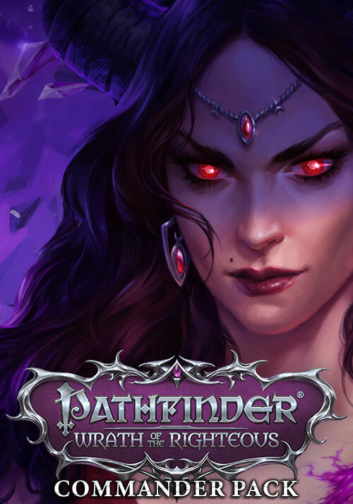 Pathfinder: Wrath of the Righteous - Commander Pack - Cover / Packshot
