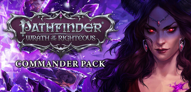Pathfinder: Wrath of the Righteous - Commander Pack