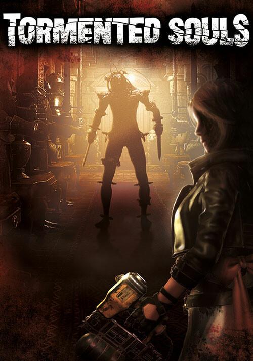 Tormented Souls - Cover / Packshot