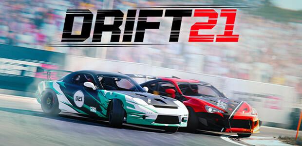 DRIFT21 - Cover / Packshot