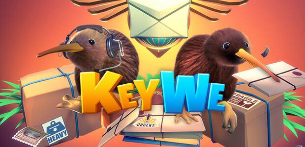 KeyWe - Cover / Packshot