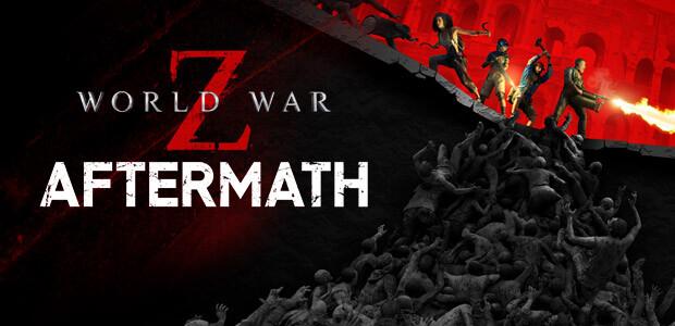 World War Z: Aftermath - Cover / Packshot
