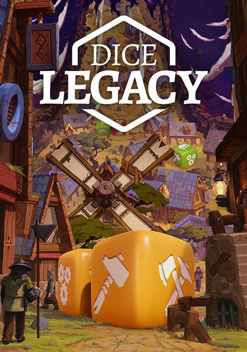 Dice Legacy - Cover / Packshot