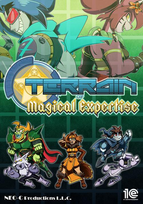Terrain of Magical Expertise - Cover / Packshot