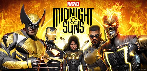 Marvel's Midnight Suns - Cover / Packshot