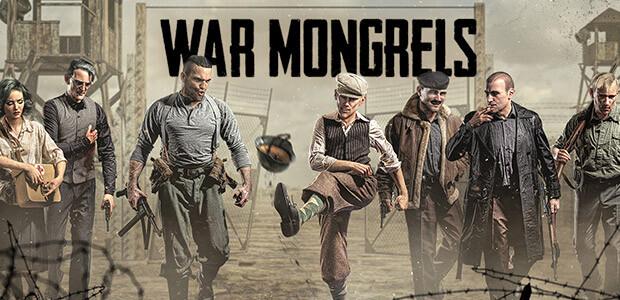 War Mongrels - Cover / Packshot