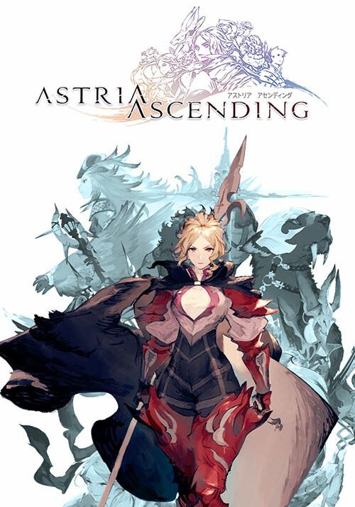 Astria Ascending - Cover / Packshot
