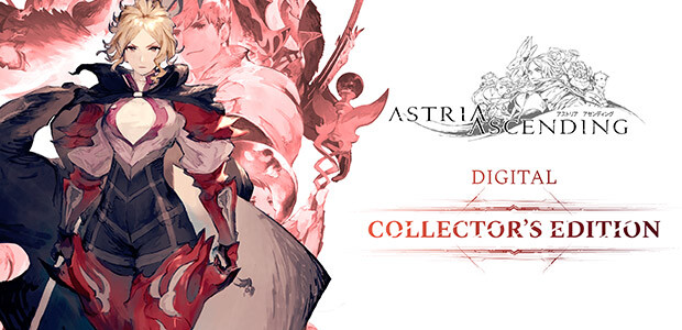 Astria Ascending - Collector Edition - Cover / Packshot