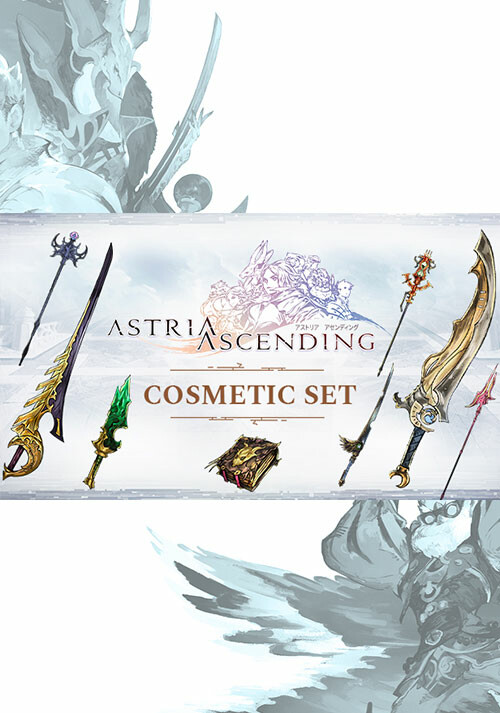 Astria Ascending - Cosmetic Weapon Set - Cover / Packshot