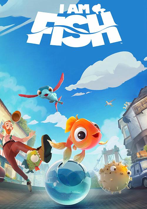 I Am Fish - Cover / Packshot