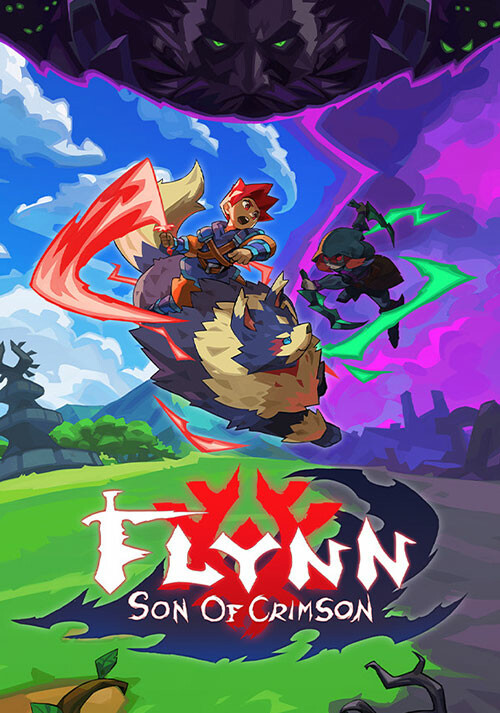 Flynn: Son of Crimson - Cover / Packshot