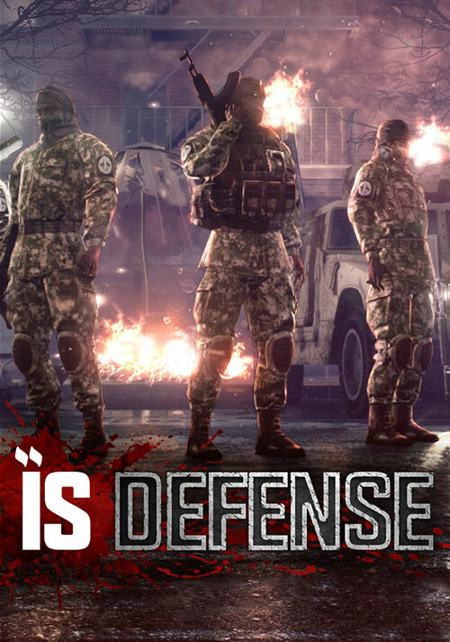 IS Defense - Cover / Packshot